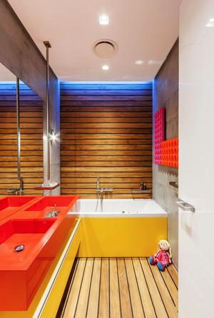 现代风格时尚卫生间设计装修效果图赏析
