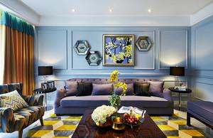 新古典主义风格大户型精致室内设计装修效果图
