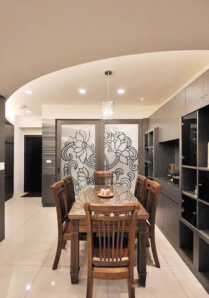 新中式风格精致餐厅设计装修效果图赏析