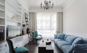 欧式风格清新精美客厅装修效果图赏析