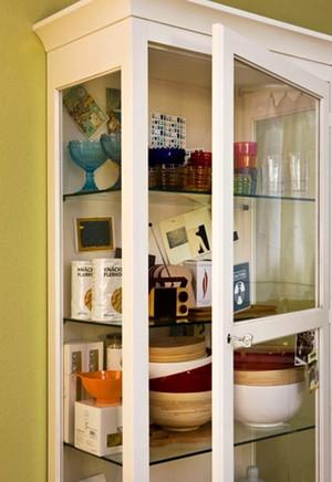 现代风格时尚一居室室内装修效果图案例