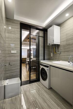 8平米现代风格精致卫生间装修效果图