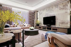 149平米简欧风格精美四室两厅室内装修效果图