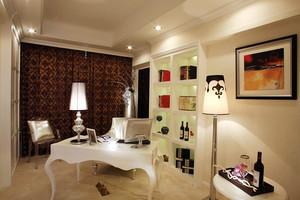 119平米简欧风格精美三室两厅室内装修效果图赏析