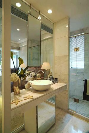 86平米现代简约风格一居室装修效果图赏析