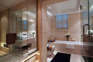 现代风格精致时尚三室两厅室内装修效果图案例