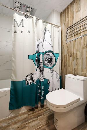 现代风格小户型卫生间设计装修效果图赏析