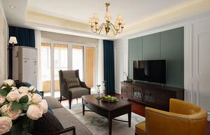 155平米混搭风格精致四室两厅室内装修效果图案例