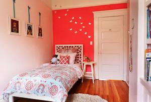 20平米简欧风格活力儿童房设计装修效果图