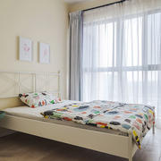 现代简约风格小户型儿童房设计装修效果图