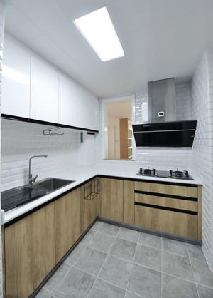 现代风格精致整体厨房装修效果图赏析