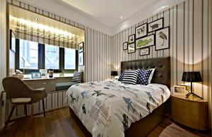 现代风格精致四室两厅室内设计装修效果图赏析