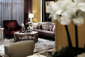 151平米新古典主义风格大户型室内设计装修效果图
