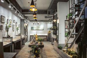 后现代风格创意咖啡厅设计装修效果图赏析