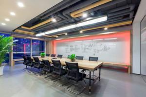 现代风格多功能会议室装修效果图赏析