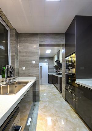 简欧风格精美三室两厅两卫装修效果图赏析