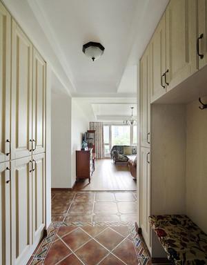 144平米美式风格精致大户型室内装修效果图