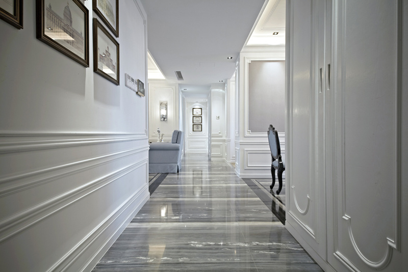欧式风格精美大户型室内装修效果图案例