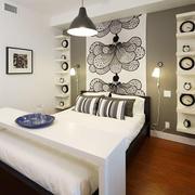 现代简约风格精美卧室装修效果图鉴赏