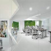现代简约风格会议室装修实景图赏析