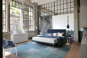 后现代风格时尚创意卧室装修效果图大全