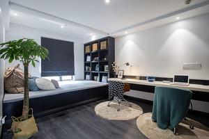 现代风格精致时尚榻榻米卧室装修效果图赏析