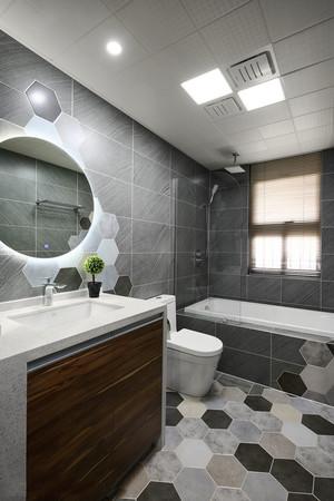 现代风格精美卫生间瓷砖装修效果图赏析
