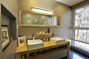 乡村风格自然创意两室两厅室内装修效果图赏析
