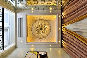 新古典主义风格精美别墅室内装修效果图赏析