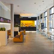 现代简约风格时尚咖啡厅装修实景图赏析