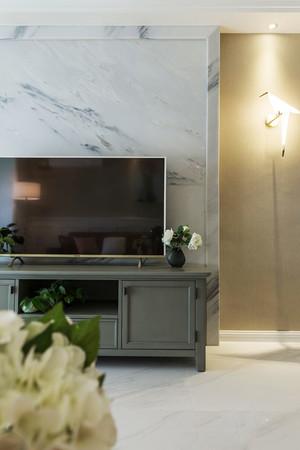 104平米后现代风格精美两室两厅室内装修效果图
