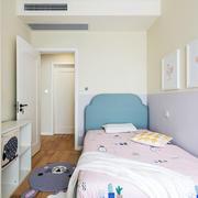 简约风格时尚温馨儿童房设计装修效果图赏析