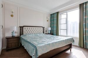 美式风格清新时尚卧室装修效果图赏析