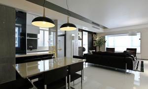 138平米现代风格精致四室两厅室内设计效果图