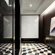 新古典主义风格大户型时尚玄关设计效果图