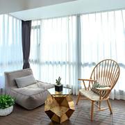 现代风格休闲时尚阳台设计装修效果图