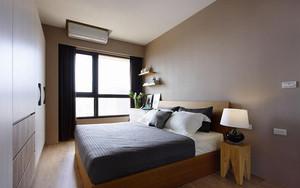 宜家风格温馨舒适两室两厅室内设计装修效果图