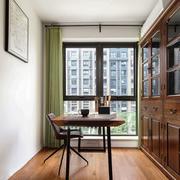 中式风格精致典雅书房设计装修效果图赏析