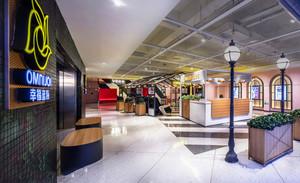 300平米现代风格电影院装修效果图