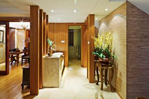 东南亚风格精致过道设计装修效果图赏析