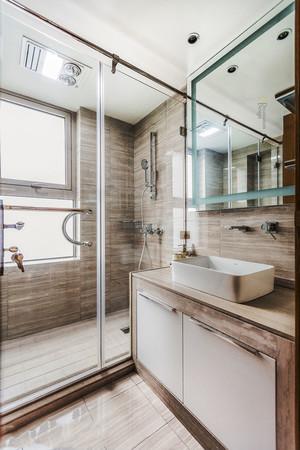简约风格卫生间淋浴房设计装修效果图赏析