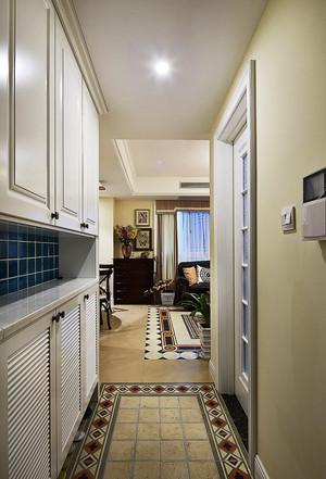 89平米美式风格两室两厅室内装修效果图安案例