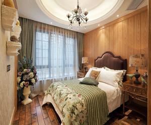 田园风格温馨卧室装修效果图鉴赏