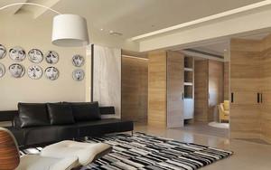 137平米现代风格精致大户型室内装修效果图赏析