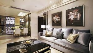 现代风格精致四室两厅室内设计装修效果图