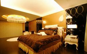 欧式风格酒店客房吊顶装修效果图