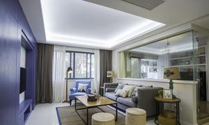 80平米北欧风格精美温馨室内设计装修效果图
