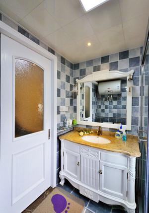 128平米简欧风格时尚三室两厅室内设计装效果图