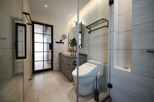 简约风格整洁卫生间装修效果图赏析