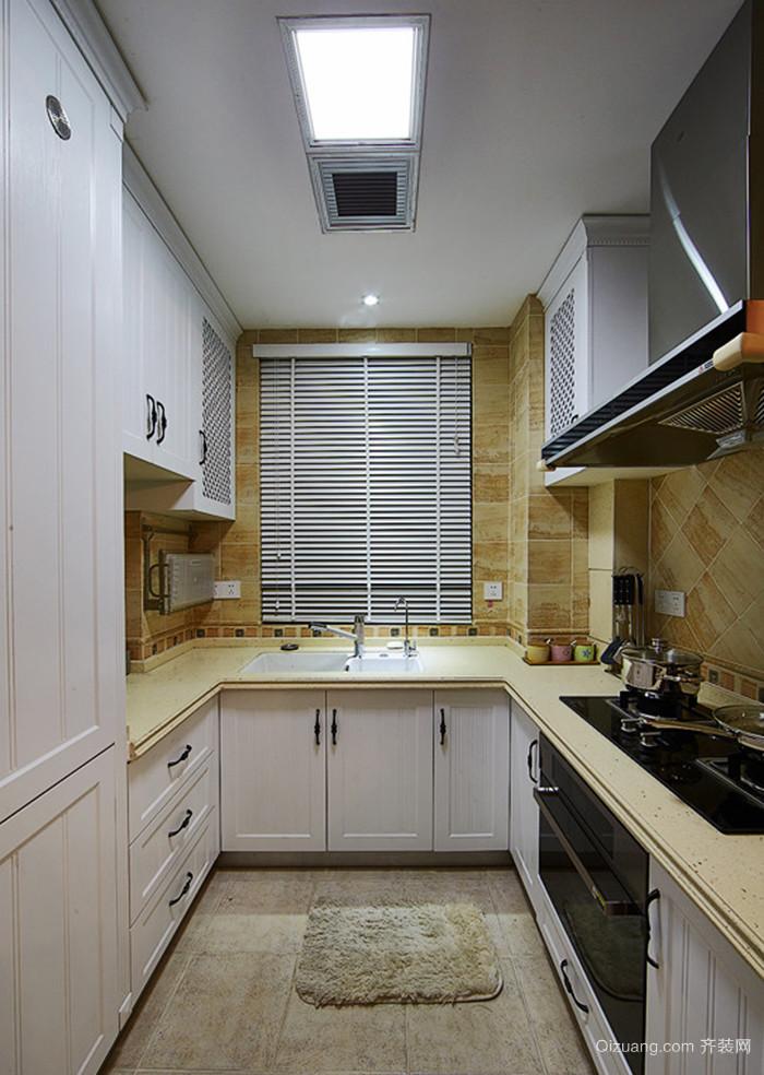 欧式风格简约精美四室两厅室内装修效果图